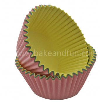 Muffin Cases in Pastel colors - 50 pcs - Bake&FUN