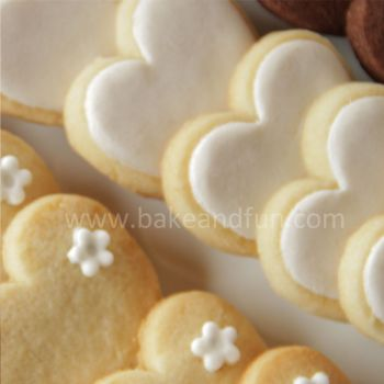 Pack Taste our Cookies - 10 cookies - FONDANT - Bake&FUN