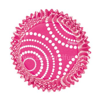 Pink Dots ColorCup Baking Cups - 36 pcs - Wilton